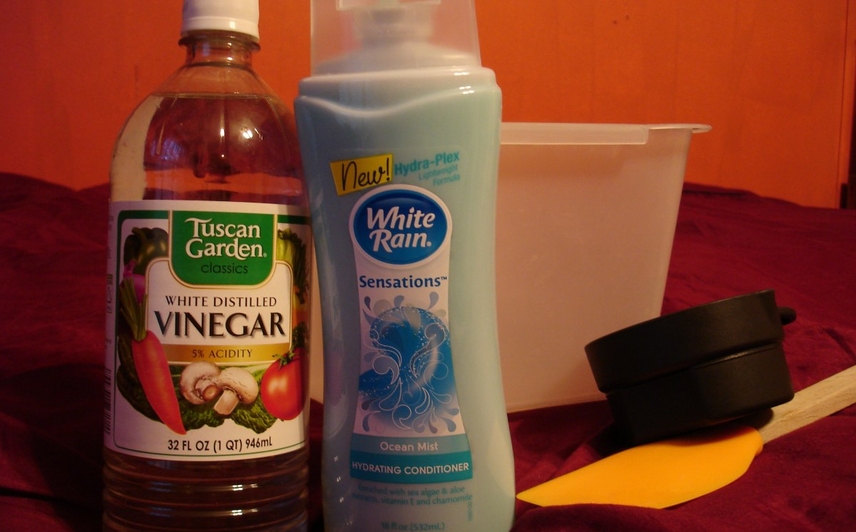 DIY Fabric Softener Review