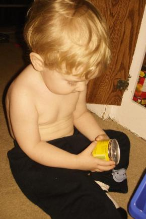 Preschool Activity: LetterHunting