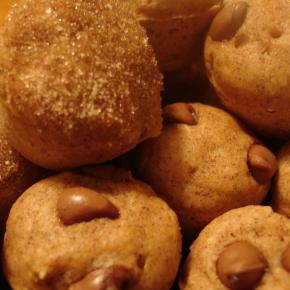 Applesauce-Cinnamon Mini Muffins: A New Peanut-Free SnackRecipe!
