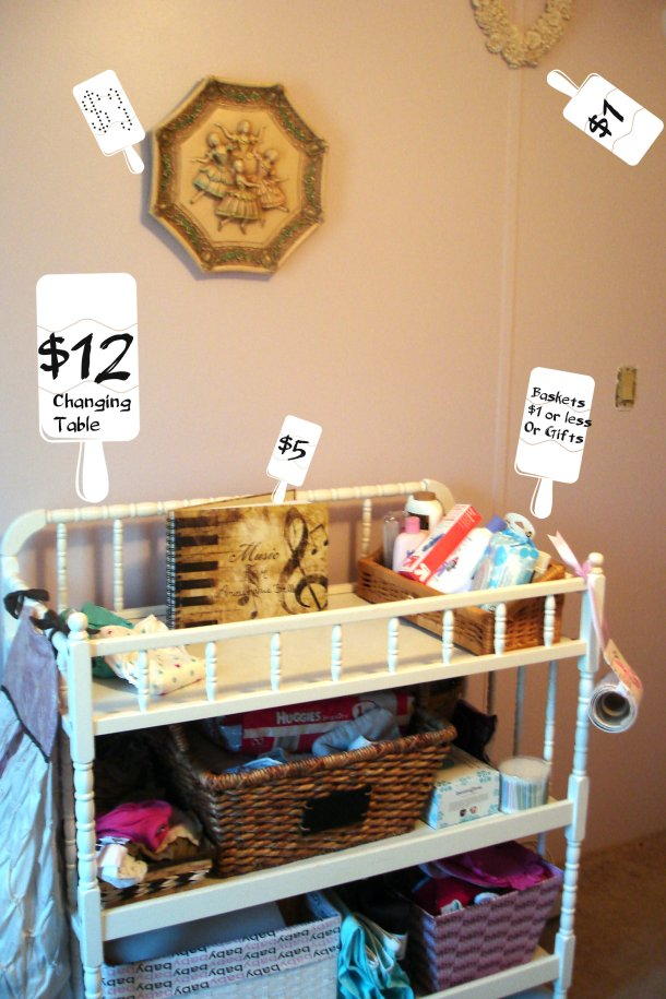 1Changing Table