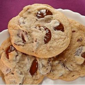 Softest Chocolate Chip CookiesEver